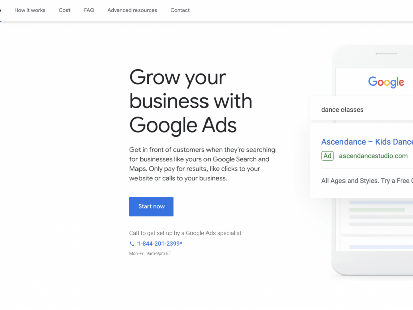 Google Ads Tracking Conversions with Button Clicks