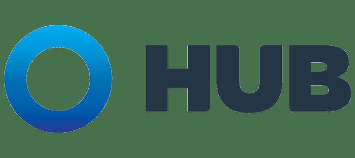 hub financial logo